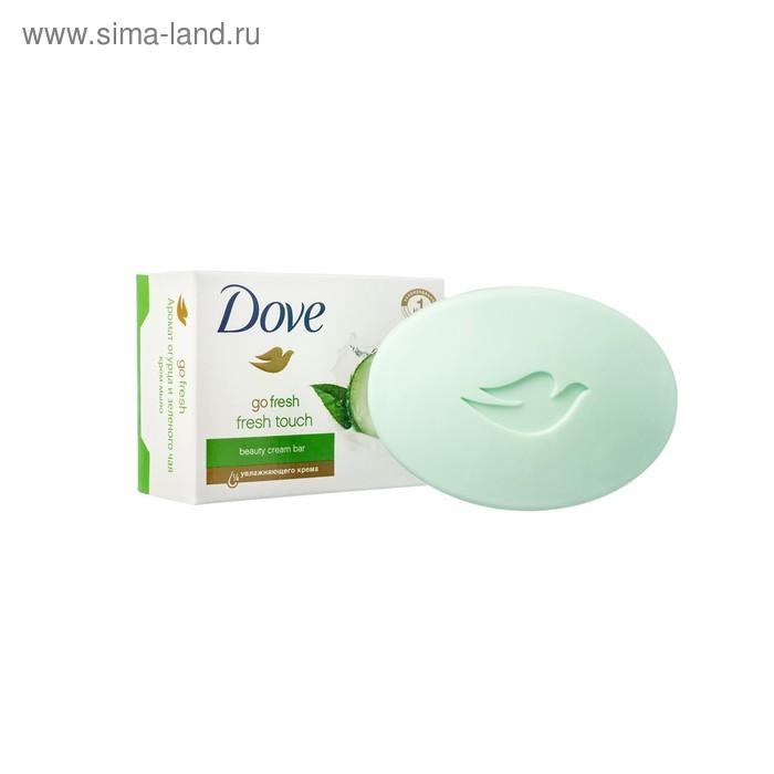 """Крем-мыло Dove """"Прикосновение свежести"""", 135 г"""