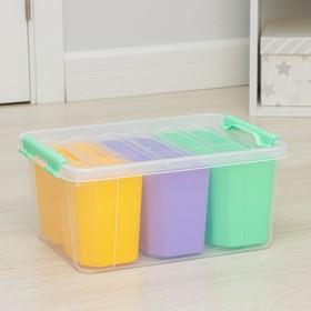 Ящик для игрушек «Профи. KIDS», 15 л