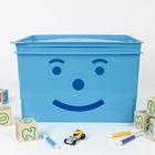 Ящик детский «Улыбка», 15 л, цвет МИКС - Фото 2
