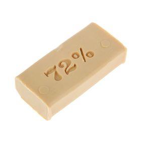 Мыло хозяйственное ГОСТ-30266-95 72%, 100 г Ош