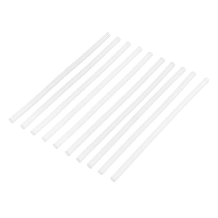 Клеевые стержни TUNDRA, 7 х 200 мм, 10 шт.