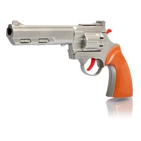 Пистолет «Рейнджер плюс голд», стреляет 8-ми зарядными пистонами, цвета МИКС Ош