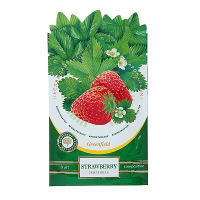 Ароматизатор Гринфилд Фруктовая композиция Strawberry