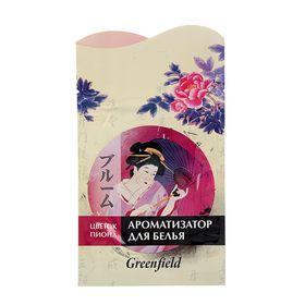 Ароматизатор для белья Гринфилд Японская серия 'Цветок пиона' Ош