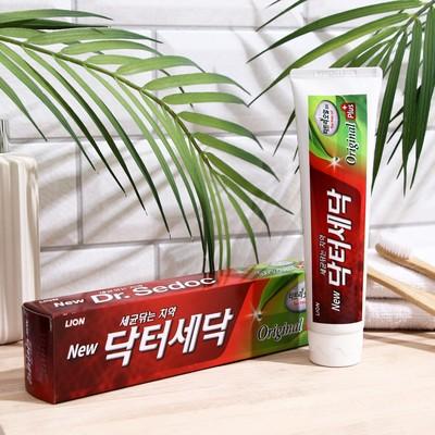 Зубная паста Dr. Sedoc Original, 140 г - Фото 1