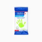 Влажные салфетки «Aura» антибактериальные, 20 шт