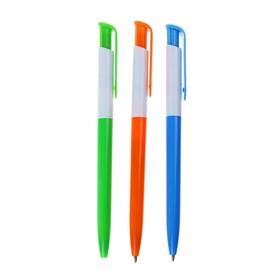 Ручка шариковая МИКС стержень синий