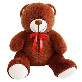 Мягкая игрушка «Мишка Кузя», 80 см, цвет коричневый
