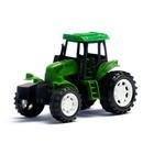 Трактор инерционный «Фермер», цвета МИКС