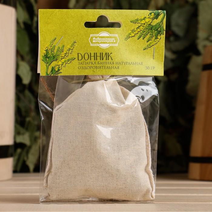 Запарка банная натуральная оздоровительная Донник 30 гр