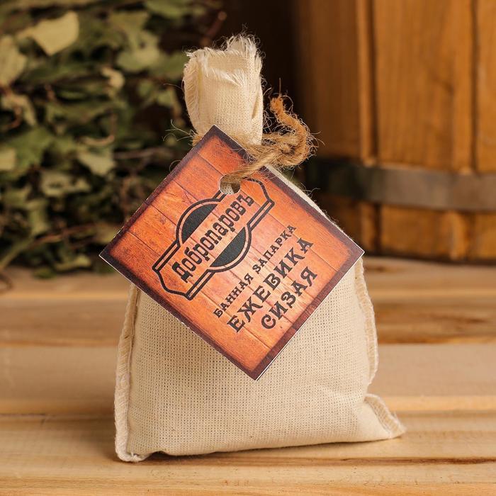 Запарка банная натуральная оздоровительная Ежевика сизая 30 гр