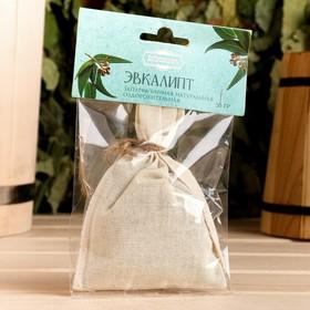 Запарка банная натуральная оздоровительная Эвкалипт 30 гр Ош