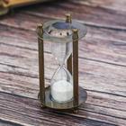 Сувенир песочные часы (35 сек) 7,2х3,8х3,8 см