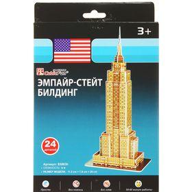 3D-пазл «Эмпайр-Стейт билдинг»