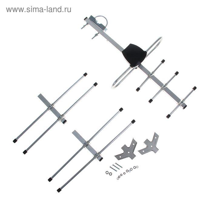 """Антенна """"РЭМО"""" BAS-1106-5V ПАРУС, уличная, активная, 32 дБи, 5В, DVB-T, DVB-T2, цифровая"""