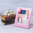 Декоративная фоторамка–панно «Любимой» с цветами, 15 × 20 см