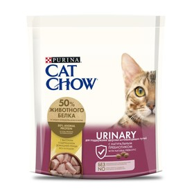 Сухой корм CAT CHOW для кошек, профилактика МКБ, 400 г