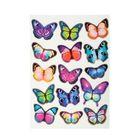 """Наклейки интерьерные """"Вечерние бабочки"""" - Фото 3"""
