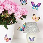 """Наклейки интерьерные """"Вечерние бабочки"""" - Фото 2"""