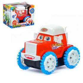 Машина-перевёртыш «Весёлый грузовик», цвета МИКС