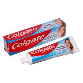 Зубная паста Colgate «Бережное отбеливание», 100 мл