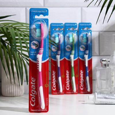 Зубная щётка Colgate «Эксперт чистоты», средней жёсткости