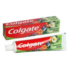 Зубная паста Colgate «Лечебные травы», для здоровья зубов и дёсен, 100 мл