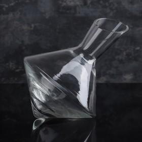 Графин для вина с косым срезом НЕМАН, 1,5 л