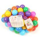Шарики для сухого бассейна с рисунком, диаметр шара 7,5 см, набор 90 штук, разноцветные - Фото 12