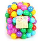Шарики для сухого бассейна с рисунком, диаметр шара 7,5 см, набор 150 штук, разноцветные - Фото 12