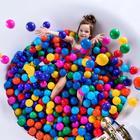 Шарики для сухого бассейна с рисунком, диаметр шара 7,5 см, набор 150 штук, разноцветные - Фото 4