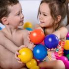 Шарики для сухого бассейна с рисунком, диаметр шара 7,5 см, набор 150 штук, разноцветные - Фото 6