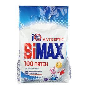 Порошок стиральный BiMax '100 пятен', 1800 г Ош