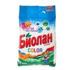 """Стиральный порошок """"Биолан"""" автомат Color, 4 кг"""