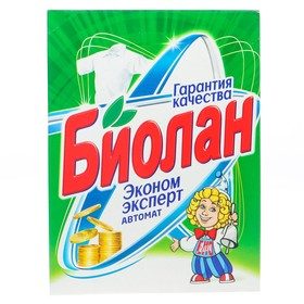 Стиральный порошок 'Биолан' автомат 'Эконом Эксперт', 350 гр Ош