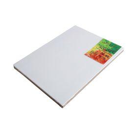 Холст на подрамнике, лён 100%, акриловый грунт, 2 х 30 х 40 см, мелкозернистый, 180 г/м²