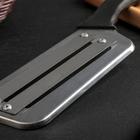 Нож для шинковки капусты, лезвие 15 см - Фото 2