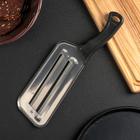 Нож для шинковки капусты, лезвие 15 см - Фото 3