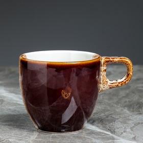 Чашка 'Одесса' 200 мл, день-ночь, керамика Ош