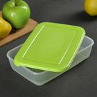 Набор контейнеров пищевых Plast team Polar, 3 шт: 900 мл; 1,9 л; 3 л, цвет МИКС - Фото 2