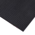 Покрытие ковровое щетинистое «Травка», 60×90 см, цвет тёмный шоколад - Фото 5