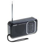 Радиоприемник Сигнал РП-202,  УКВ/СВ/КВ, моно-система, 1 динамик