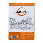 Пленка для ламинирования 100 шт. Lamirel 85 х 120 мм, 125 мкм