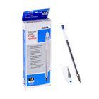Ручка гелевая стандарт Beifa РХ888-BL синяя, узел 0.5мм