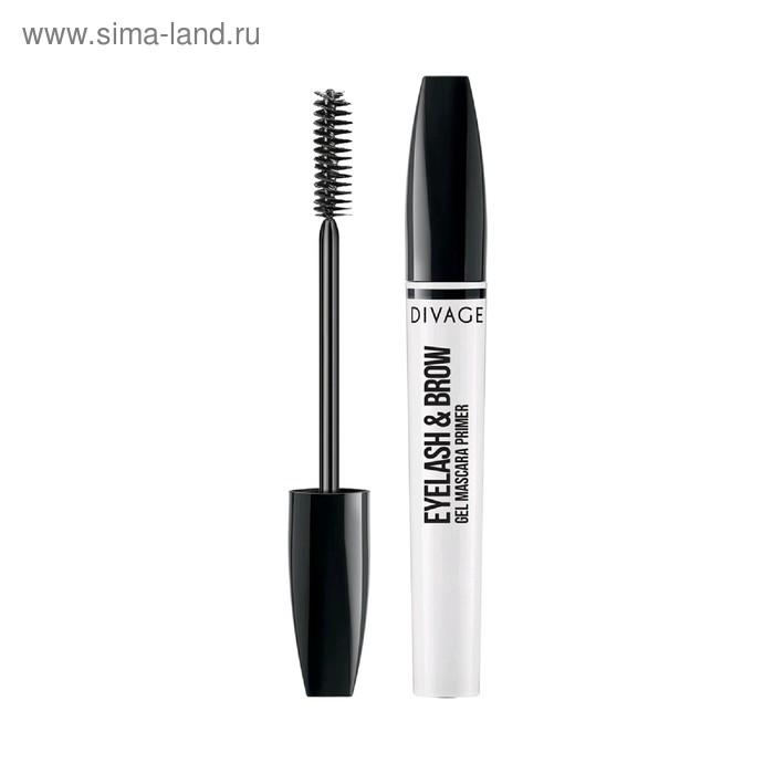 Основа под макияж ресниц и бровей Divage eyelash & brow mascara