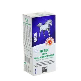 Крем 'Мелес' с барсучьим жиром для суставов лошадей, восстановительный, 150 мл Ош