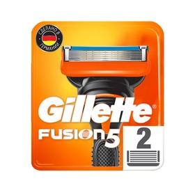 Сменные кассеты Gillette Fusion 2 картриджа