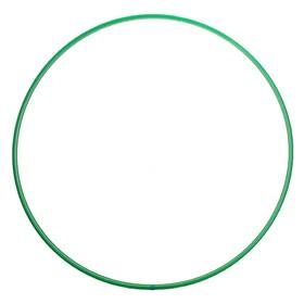 Обруч, диаметр 90 см, цвет зелёный Ош