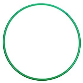 Обруч, диаметр 60 см, цвет зелёный Ош