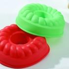 Форма для выпечки «Немецкий кекс. Косичка», d=11 см , цвет МИКС - Фото 3